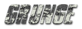 Font Lunch Time Grunge Logo Preview