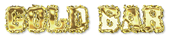 Font Machauer Glas Gold Bar Logo Preview