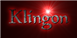 Font Magic the Gathering Klingon Logo Preview