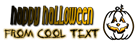 Font Milkfresh Halloween Symbol Logo Preview