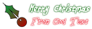Font Ninja Penguin Christmas Symbol Logo Preview