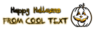 Font Ninja Penguin Halloween Symbol Logo Preview
