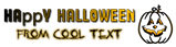 Font Not So Slim Jim Halloween Symbol Logo Preview