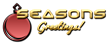 Font Oberon Seasons Greetings Logo Preview