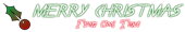 Font Paintboy Christmas Symbol Logo Preview