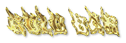 Font Phoenix Gold Bar Logo Preview