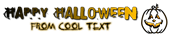 Font Polaroid 22 Halloween Symbol Logo Preview