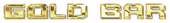 Font Quadrangle Gold Bar Logo Preview