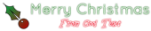 Font Quicksand Christmas Symbol Logo Preview
