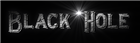 Font README Black Hole Logo Preview