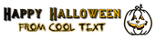 Font README Halloween Symbol Logo Preview