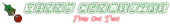 Font Rubber Hell Christmas Symbol Logo Preview