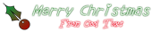 Font  らぶ S2G Love Christmas Symbol Logo Preview