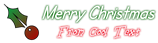 Font SF Cartoonist Hand Christmas Symbol Logo Preview