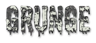 Font Shlop Grunge Logo Preview