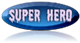 Font Shlop Super Hero Button Logo Preview