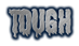 Font Shlop Tough Logo Preview