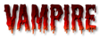 Font Shlop Vampire Logo Preview
