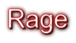 Font Simplified Arabic Rage Logo Preview