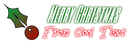 Font Six Caps Christmas Symbol Logo Preview