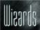 Font Slender Wizards Logo Preview