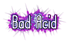 Font Slimania Bad Acid Logo Preview