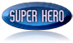 Font Slimania Super Hero Button Logo Preview