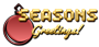 Font Spaceboy Seasons Greetings Logo Preview