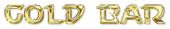 Font Starcraft Gold Bar Logo Preview