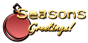 Font Stock Quote Seasons Greetings Logo Preview