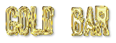 Font Tablhoide Gold Bar Logo Preview