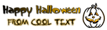 Font Toontime Halloween Symbol Logo Preview