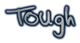 Font TupacHand Tough Logo Preview