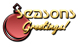 Font Universal Jack Seasons Greetings Logo Preview