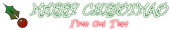Font Urban Scrawl Christmas Symbol Logo Preview