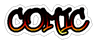 Font Urban Scrawl Comic Logo Preview