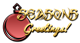 Font VTC Tribal Seasons Greetings Logo Preview