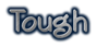 Font Veggieburger Tough Logo Preview