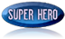 Font Vibrolator Super Hero Button Logo Preview