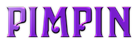 Font Victorias Secret Pimpin Logo Preview