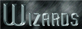 Font Vixene Wizards Logo Preview