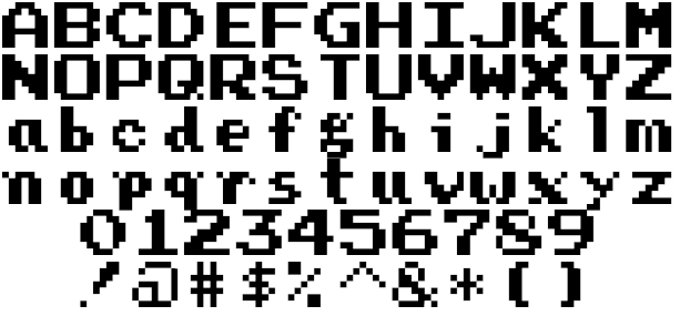 Press Start Example