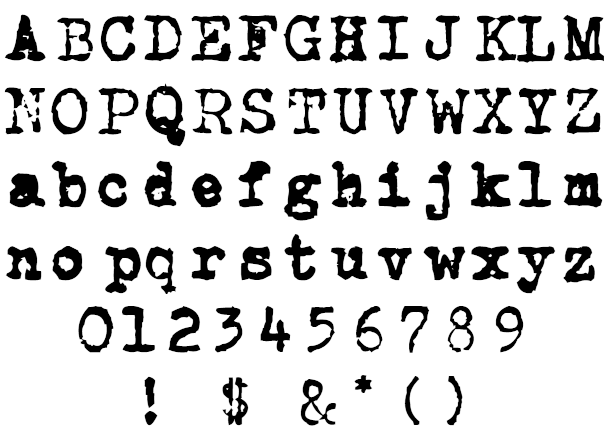 Carbon Type Example