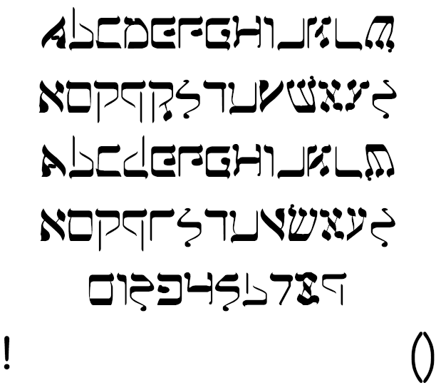 Jerusalem Example