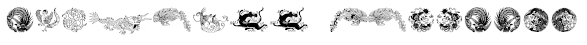 Chinatoo Font