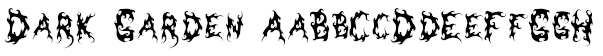 Dark Garden Example