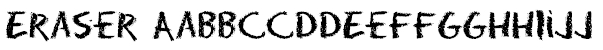 Eraser Example
