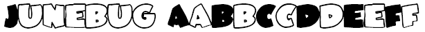Junebug Font