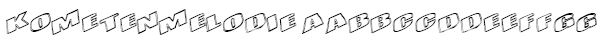 Kometenmelodie Example
