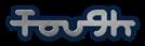 Font A. Lewis Tough Logo Preview
